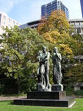 Beethoven-Denkmal in Frankfurt am Main (Quelle: Wikimedia)