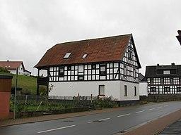 Behringerstraße in Burgwald