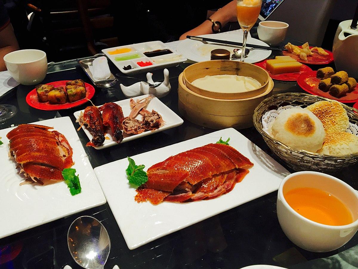 Pekingin Ankka Resepti