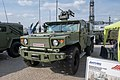 Belarusian Vitim 6x6 multi-purpose vehicle with automatic remote controlled weapon station - 2.jpg