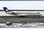 Belavia, EW-277PJ, Bombardier CRJ-200ER (40637717611).jpg