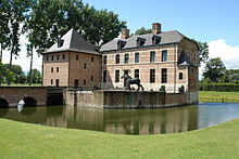 Belgium Steenhuffel Palm Castle 01.JPG