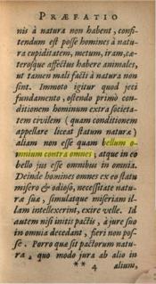 <i>Bellum omnium contra omnes</i>