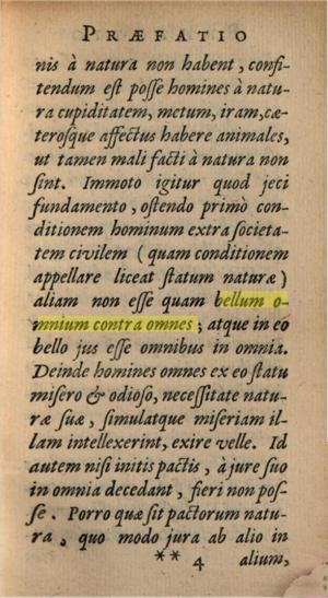 Bellum omnium contra omnes - Image: Bellum omnium contra omnes