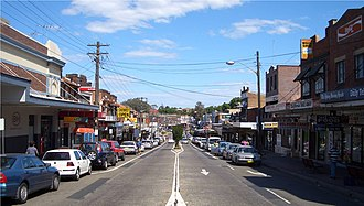 Belmore, New South Wales - Burwood Road, Belmore