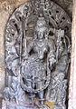 Belur temple Goddess on the wall.jpg