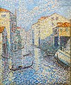 Bemberg Fondation Toulouse - Un canal à Venise - Henri-Edmond Cross 1899.jpg