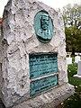 Benjamin F. Kelley Grave by W.S. Davis (ca. 1861) Control IAS 76005795.jpg