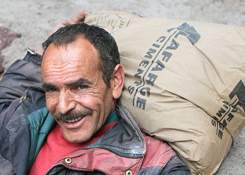 File:Berber man in Morocco.jpg