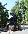 Berdyansk-2017 Monument of Sailord-Paratroopers 01 Park named after Shmidt (YDS 5245).jpg