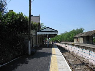 Bere Alston railway station railway station in Bere Alston