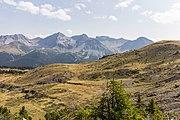 Bergtocht van Arosa via Scheideggseeli (2080 meter) en Ochsenalp (1941 meter) naar Tschiertschen 20.jpg