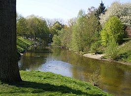 De berkel rivier