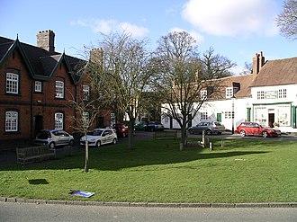 Berkswell - Image: Berkswell village green 1308