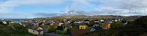 Berlevåg - Panorama of Berlevåg