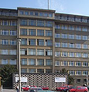 Berlin Stasi Normannenstrasse 2005