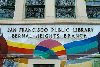 San Francisco Public Library - Bernal Heights Branch (2010)