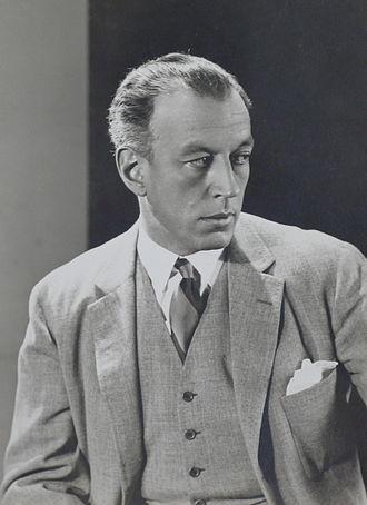 Bernard Boutet de Monvel - Bernard Boutet de Monvel en 1926