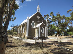 Bethel, South Australia - Bethel Lutheran Church in 2015