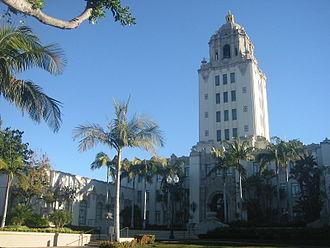 Herbert M. Baruch Corporation - Beverly Hills City Hall.