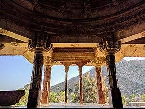 Bhangarh Fort - Image: Bhangarh Fort Interior