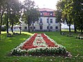 Białystok, budynek murowany z XVIII w. (tzw. pałacyk gościnny Branickich, ob. USC Pałać Ślubów) wraz z otoczeniem, ul. Kilińskiego 6, 1771.JPG