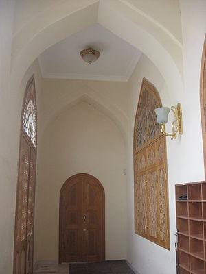 Bibi-Heybat Mosque - Image: Bibi Heybat mosque 3