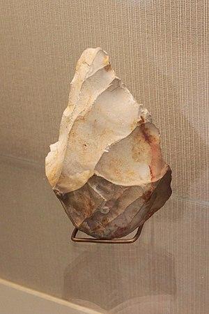 Resultado de imagen para herramientas del paleolítico