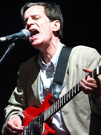 Alex Chilton - Chilton performing with Big Star at Hyde Park, London, 2009