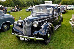 Austin 16 hp - Austin Sixteen 1948