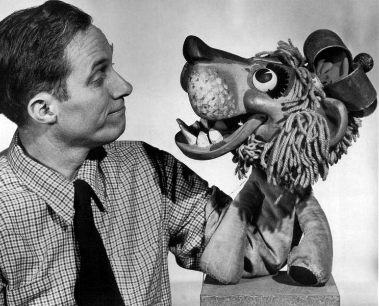 File:Bil Baird and Charlemane 1963.JPG