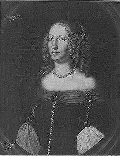 Sophia Eleonore of Hesse-Darmstadt Landgravine consort of Hesse-Homburg