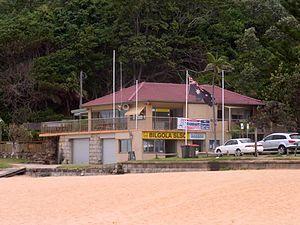 Bilgola Beach, New South Wales - Bilgola Surf Lifesaving Club