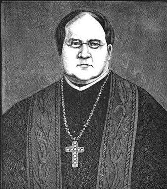 Michael Portier - Image: Bishop Michael Portier