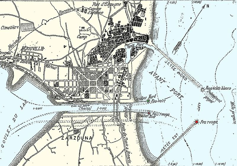 Fichier:Bizerte port 1906.jpg