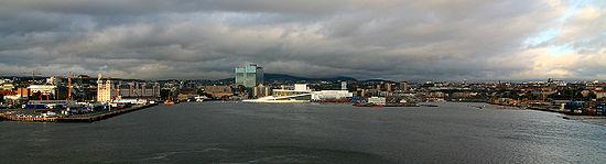 Bjørvika Oslo
