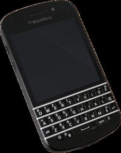 blackberry q10 dansk