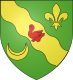 Coat of arms of Brognon