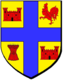 Coat of arms of Sornay