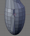 Blender - Penguins to spheres - wing complete.png