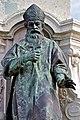 Blessed Maurus of Pannonhalma, Püspökkút Memorial Column detail, Székesfehérvár (8640275385).jpg