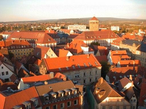 Blickbtstadtkirche