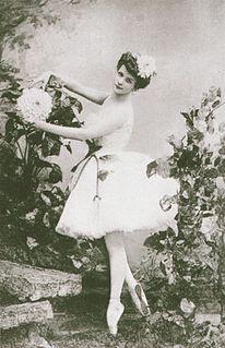 Lyubov Yegorova (ballerina) Russian ballerina