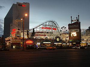 Boardwalk Hotel and Casino - The Boardwalk in 2004