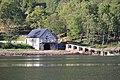 Boathouse Restaurant, Kingairloch, Loch a' Choire - geograph.org.uk - 1948470.jpg