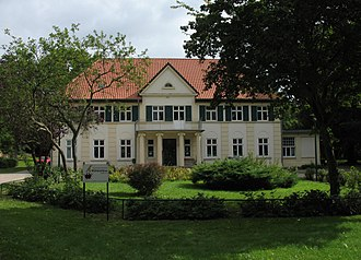 Boddin - Manor house