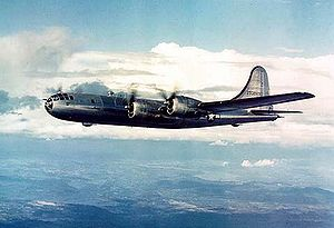 97th Air Mobility Wing - Boeing B-29 Superfortress