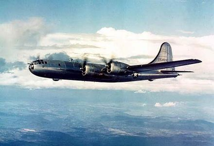 Boeing B-29 Superfortress Boeing B-29 Superfortress.jpg