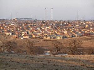 Bethlehem, Free State - Bohlokong and Thorisong townships