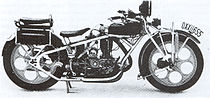 Böhmerland 600 cc Tourenmodell uit 1927